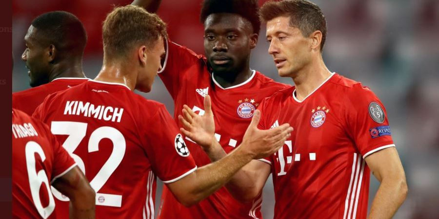 Barcelona Vs Bayern Muenchen - Die Roten Punya Penghenti Lionel Messi