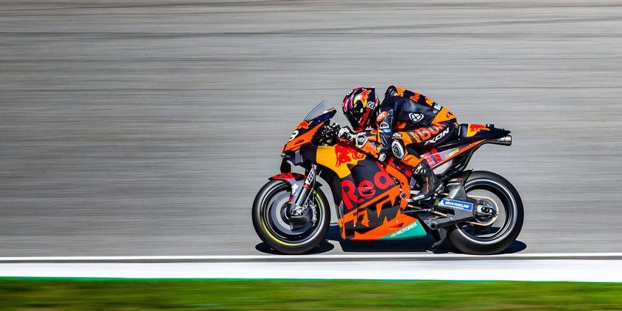 Soal Kemenangan Perdana di MotoGP, Brad Binder Ungguli Valentino Rossi