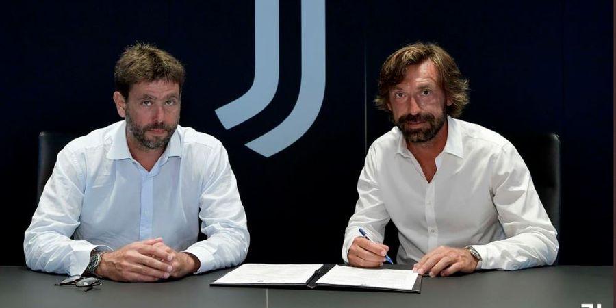 Jadi Pelatih Juventus, Pirlo Siap Datangkan Eks Rekan Setim Cristiano Ronaldo