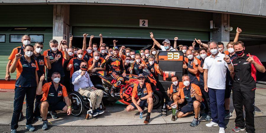 Dituduh Fabio Quartararo Main Mata dengan KTM, Ini Respons Pemasok Ban MotoGP 2020