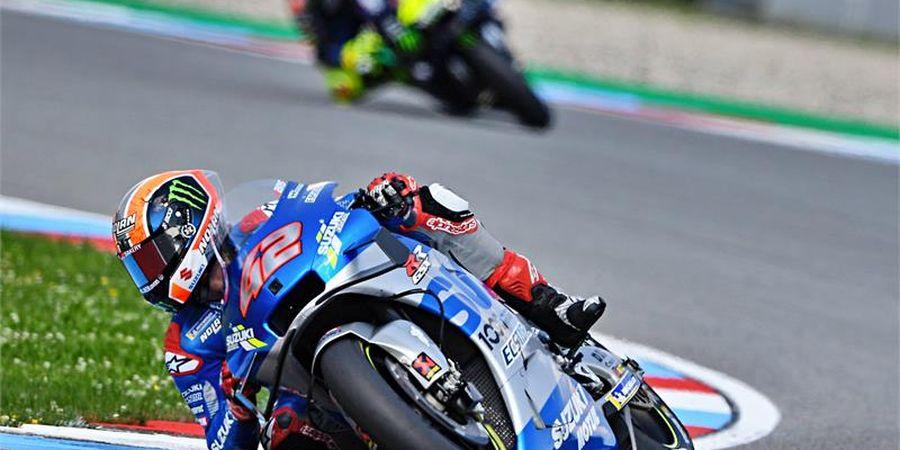 Alex Rins: Dibanding Valentino Rossi dan Marc Marquez, Duel Lawan Alex Marquez Lebih Sulit