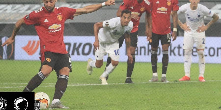 Punya Rekor 100 Persen Gol Penalti, Bruno Fernandes Pilih 3 Orang yang Cocok Gantikannya