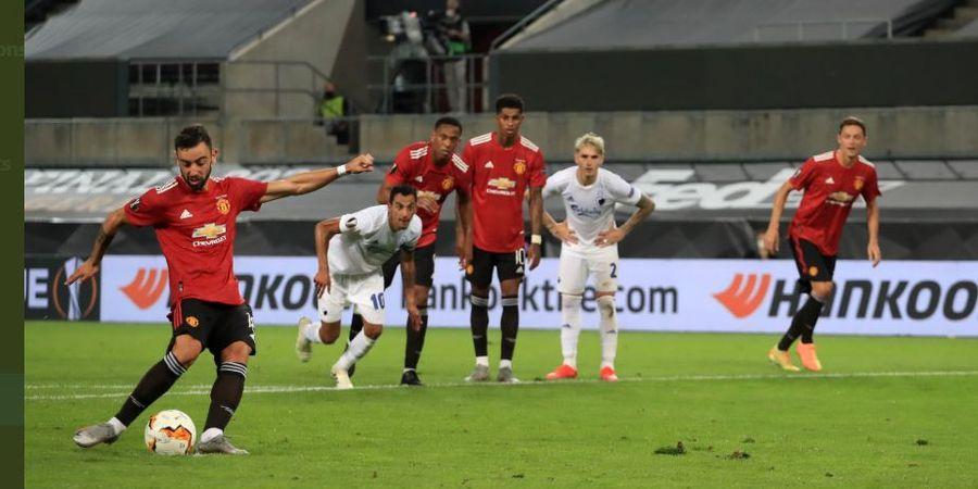Manchester United Sering Dapat Penalti, Van Persie Berikan Pembelaan