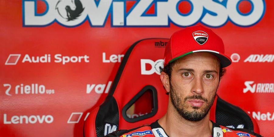 Dovizioso Sudah Putuskan Bakal Hengkang dari Ducati Musim Depan