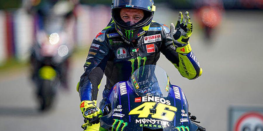 Hasil Kualifikasi MotoGP Austria 2020 - Valentino Rossi Bakal Start dari Posisi Ini