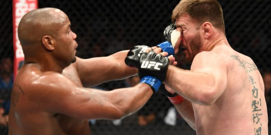 UFC 252 - Bakal Habisi Daniel Cormier, Stipe Miocic Legawa Tak Menjadi Perhatian Media