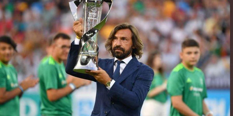 Terpengaruh 5 Pelatih Elite Dunia, Andrea Pirlo Ingin Terapkan Total Football di Juventus