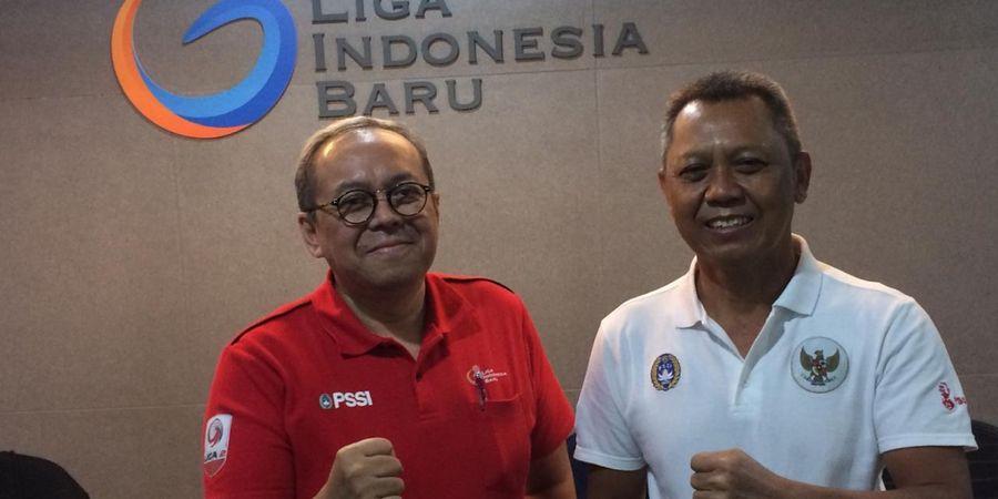 PT LIB Singgung Konsekuensi Hukum Antara Klub dan Sponsor jika Liga 1 2020 Dihentikan
