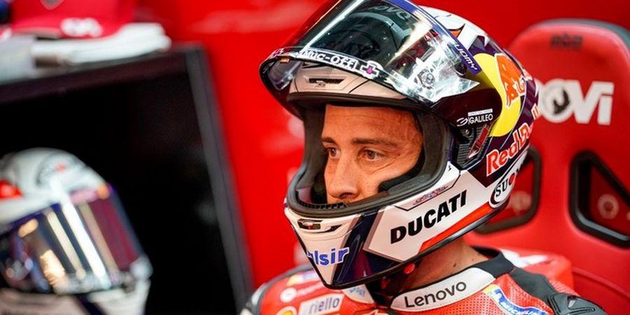 Andrea Dovizioso Senang Puncaki Klasemen MotoGP 2020