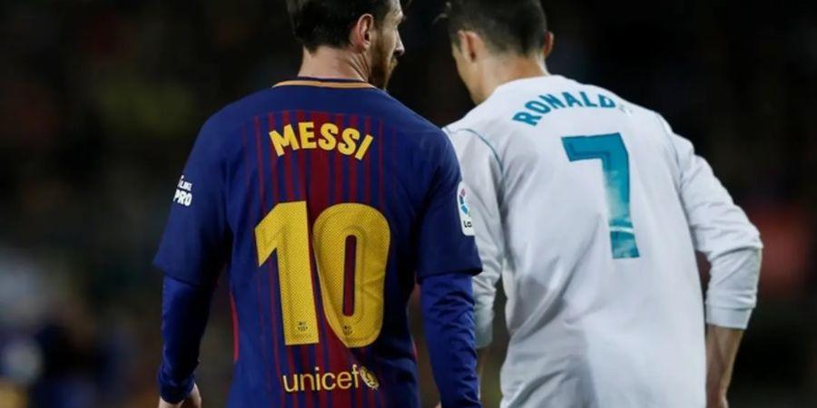 Barcelona Bisa Tiru Langkah Real Madrid Saat Cristiano Ronaldo Ingin Hengkang untuk Situasi Lionel Messi