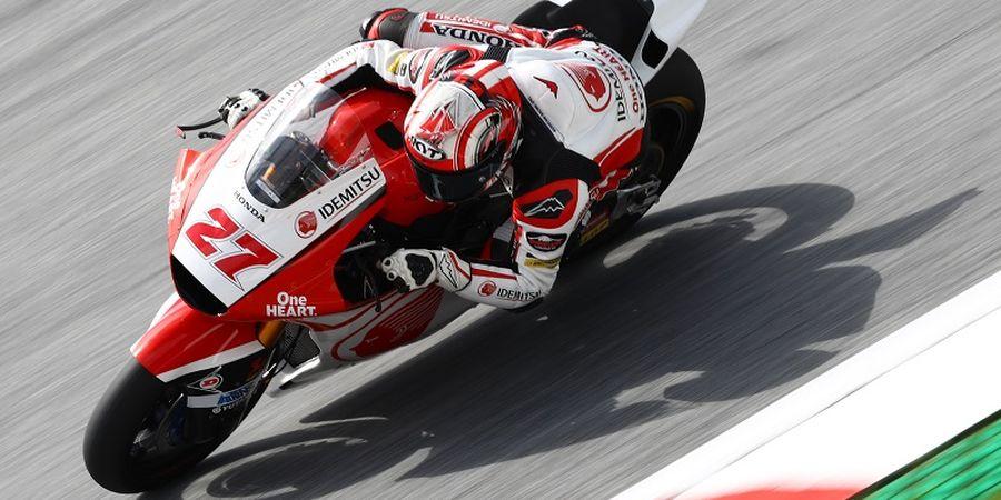 Link Live Streaming Moto2 San Marino 2020 - Pebalap Indonesia Start dari Posisi Ini
