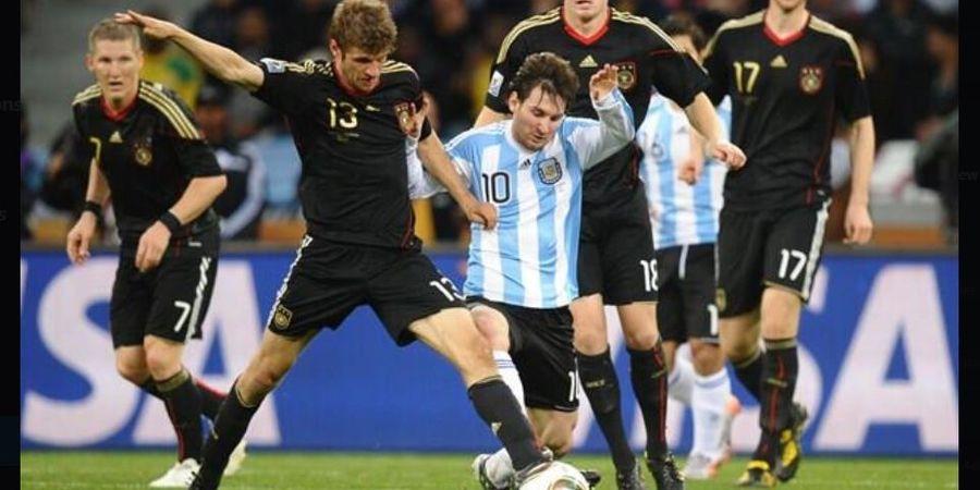 Kecewa Tak Lawan Messi, Bintang Bayern Muenchen: Barcelona Akan Main Bertahan