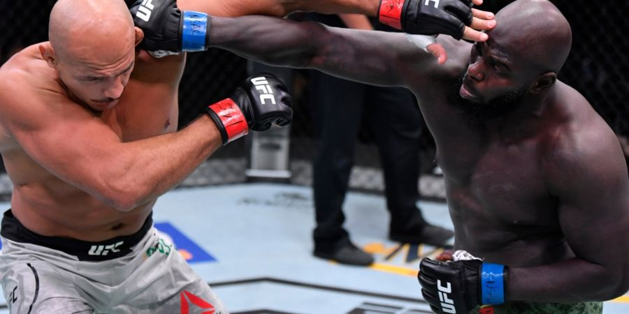 Monster KO UFC Naik Pangkat Dapat Main Event 5 Ronde