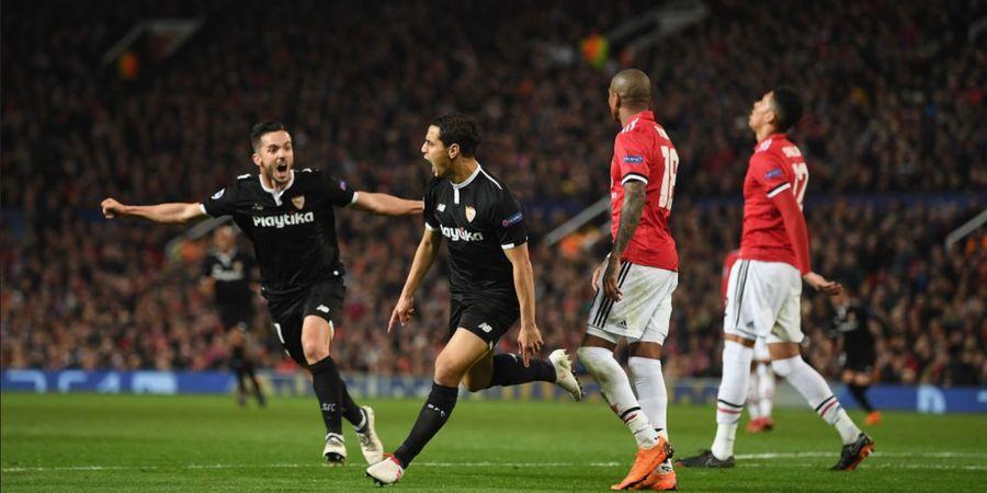 Sevilla Vs Manchester United - Keuntungan Los Nervionenses Lawan Setan Merah