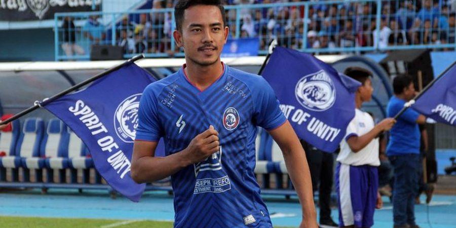 Liga 1 belum Pasti, Bek Arema FC Pilih Buka Usaha Peternakan