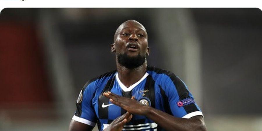 Sebut Sevilla Tim Hebat, Romelu Lukaku Optimistis Inter Milan Juara Liga Europa 2019-2020