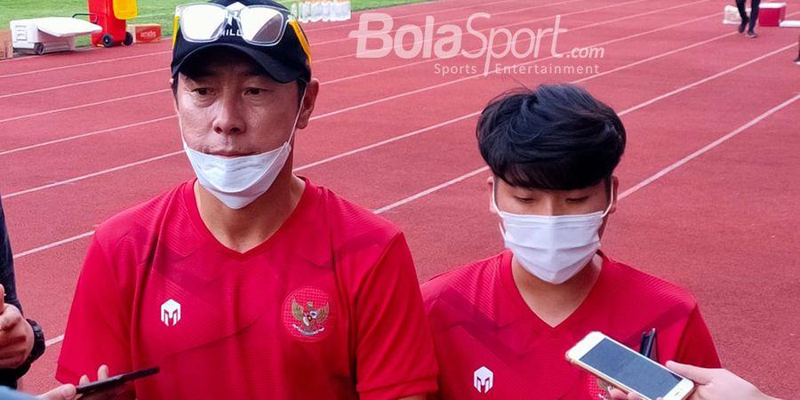 Timnas U-19 Indonesia Kembali Jalani Latihan, Ini Kata Shin Tae-yong