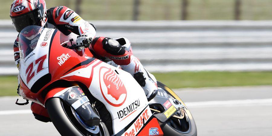 Hasil Kualifikasi Moto2 Styria 2020 - Pembalap Indonesia Petik Rekor Terbaiknya
