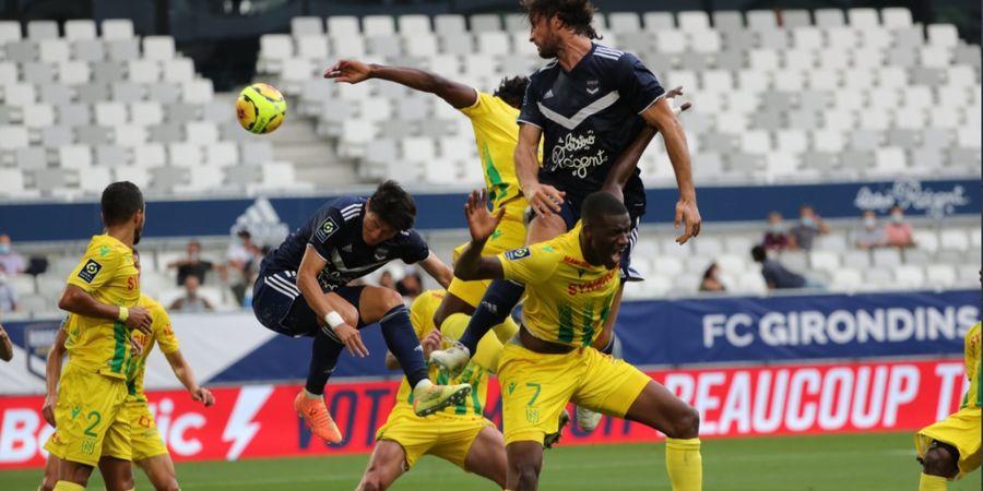 Liga Prancis Dibuka Laga Lesu Darah, Skor 0-0 dan Total 11 Tembakan