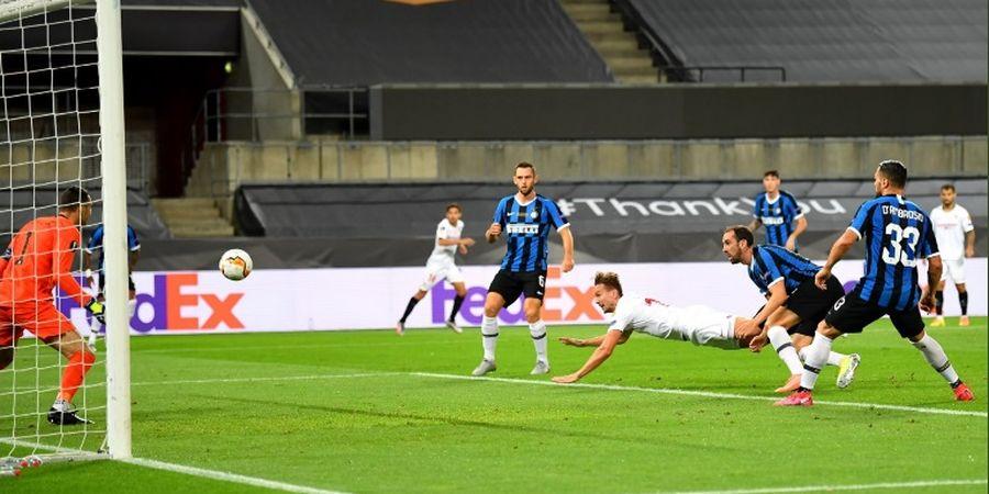 Tundukkan Inter Lewat Gol Sundulan, Pahlawan Kemenangan Sevilla: Itu Keahlian Saya!