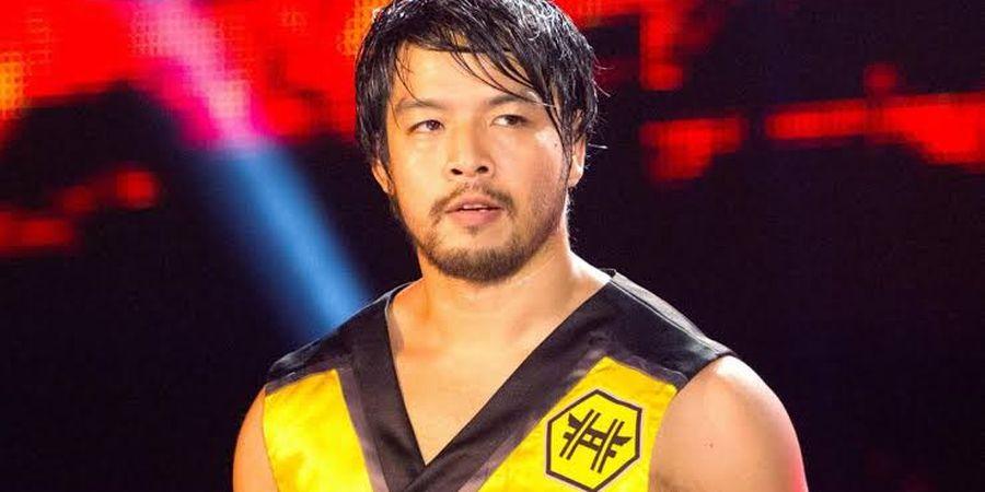 Lima Tahun Gabung WWE, Pegulat Jepang Ini Merasa Menyesal
