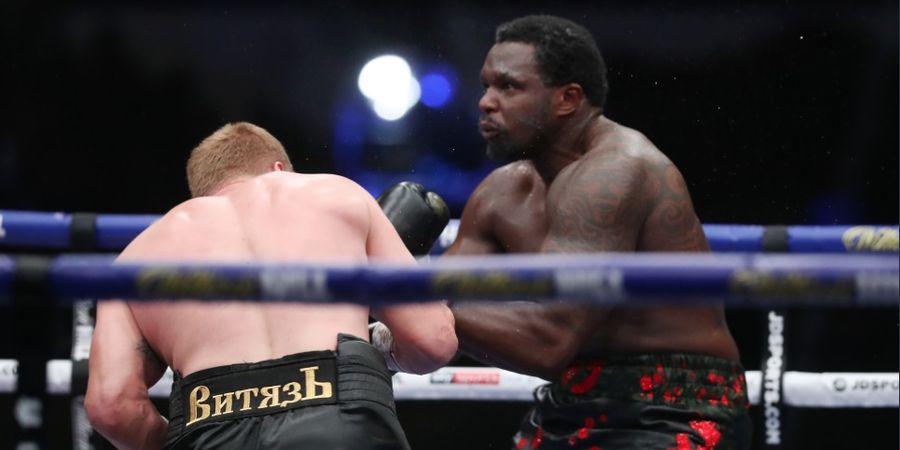 Dillian Whyte Di-KO Alexander Povetkin, Jalan Tyson Fury vs Anthony Joshua Kian Terbuka