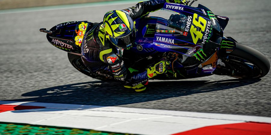 Hasil MotoGP Styria 2020 - Valentino Rossi Keok, Honda Batal Berpesta Pora