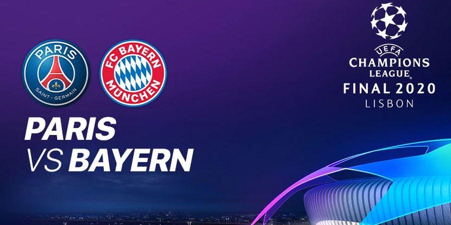 Link Streaming Final Liga Champions 2019/2020, PSG Vs Bayern Muenchen