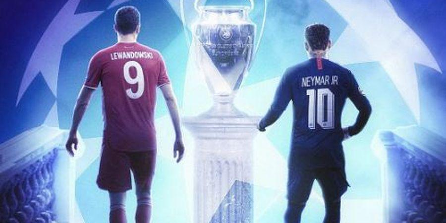Link Live Streaming Final Liga Champions PSG Vs Bayern Muenchen, Sudah Mau Mulai
