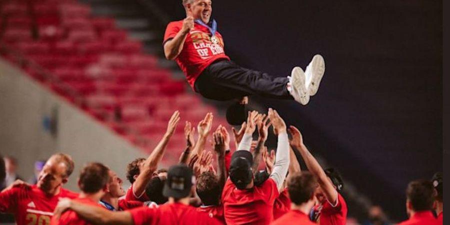 Bayern Muenchen Juara Liga Champions, Hansi Flick Pastikan Perayaannya Akan Lama