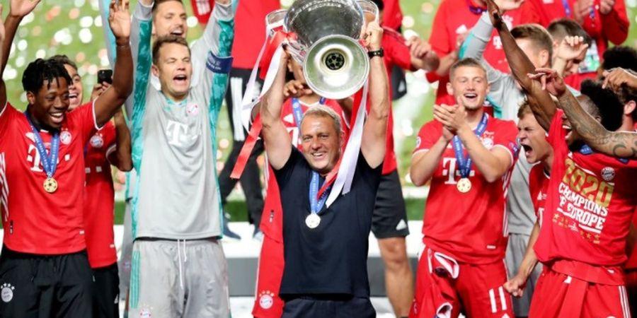 Hansi Flick Bawa Bayern Juara, 9 Gelar Liga Champions untuk Pelatih Jerman