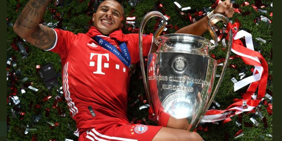 Liverpool atau Manchester United? Thiago Alcantara Komentari Rumor Transfernya