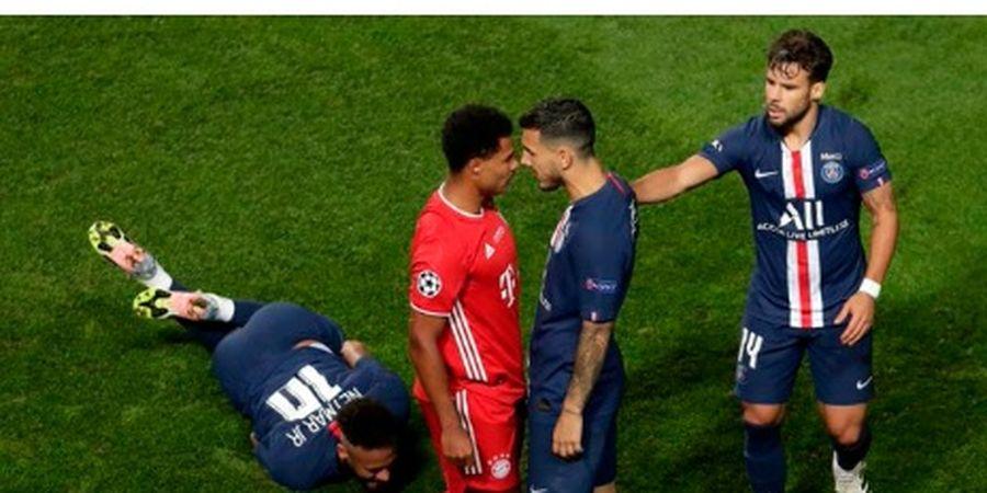 Fan PSG Buat Rusuh di Paris Usai Timnya Kalah di Final Liga Champions