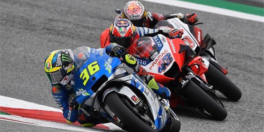 Meski Sulit, Joan Mir Pede Menang pada MotoGP Emilia Romagna 2020