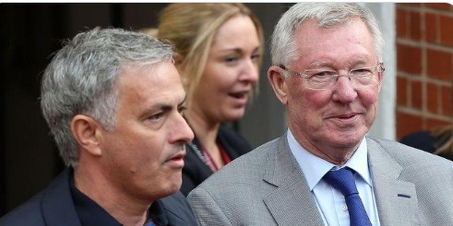 Rashford dan Rooney Satu Suara soal Perbedaan Mourinho dan Alex Ferguson