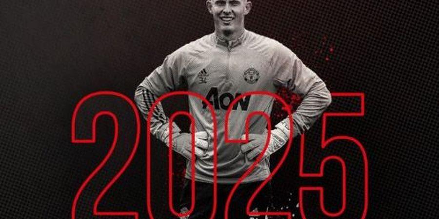 Incar Posisi Kiper Nomor Satu, Dean Henderson Siap Lakukan Segalanya di Man United