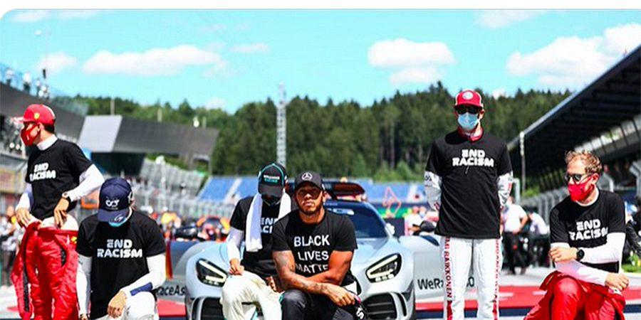 Hasil GP Belgia 2020 - Tampil Dominan, Lewis Hamilton Menangi Balapan