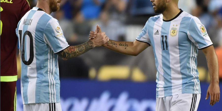 Blak-blakan, Sergio Aguero Sebut Lionel Messi Tukang Ngeluh dan Cerewet