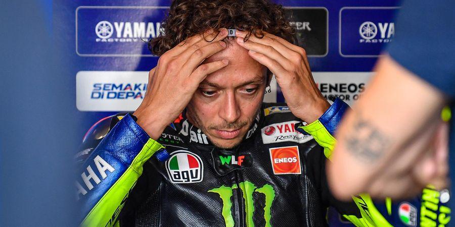 Doa Valentino Rossi Melihat Suzuki yang Semakin di Depan Yamaha