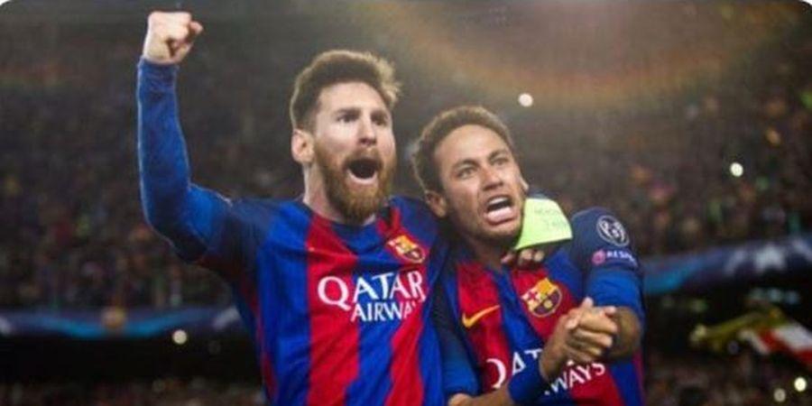 Lionel Messi Dapat Rayuan dari Neymar dan Di Maria untuk Gabung Paris Saint-Germain