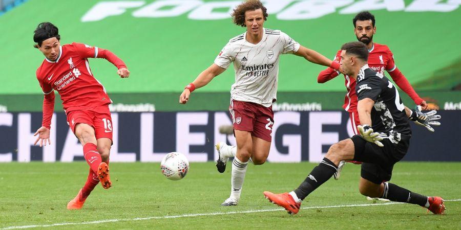 Karena COVID-19, Duel Liverpool vs Arsenal Dipindah Jadwalnya