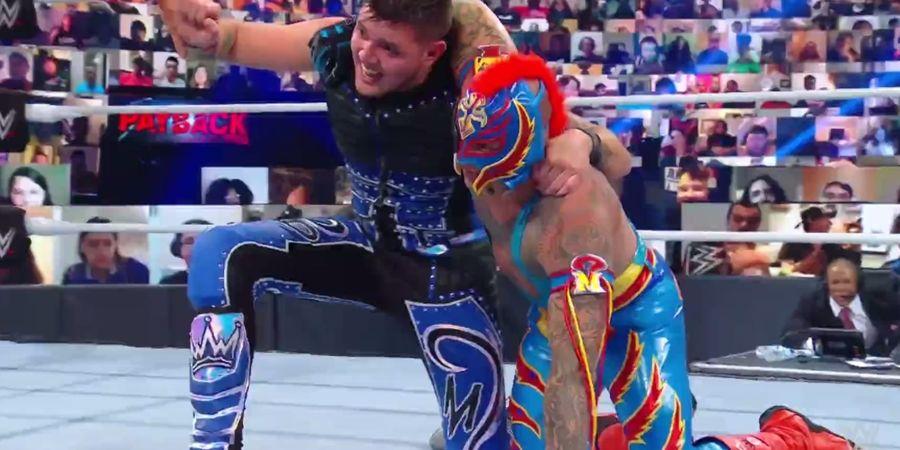 Kembali Melejitnya Rey Mysterio di Ajang WWE Diklaim Karena Hal Ini