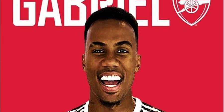 Resmi Jadi Rekrutan Kedua Arsenal, Gabriel Magalhaes Bakal Gunakan Nomor Punggung Spesial