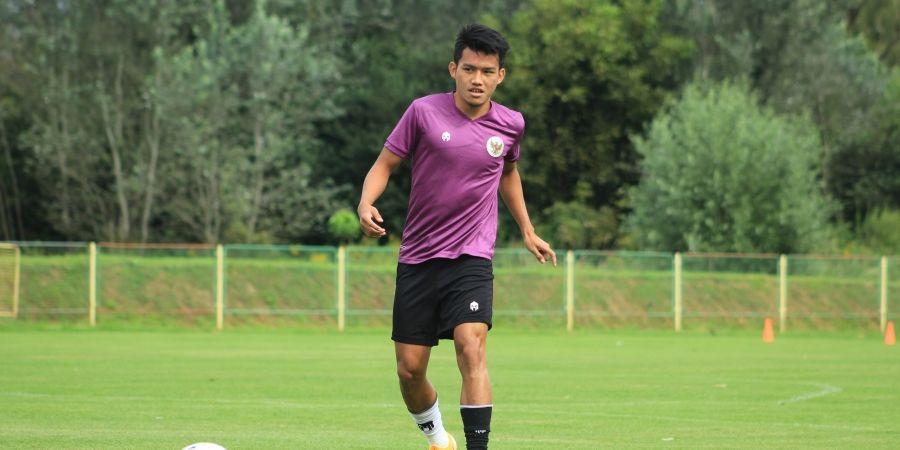 Nama Witan Sulaeman Menghilang dari Skuad FK Radnik Surdulica