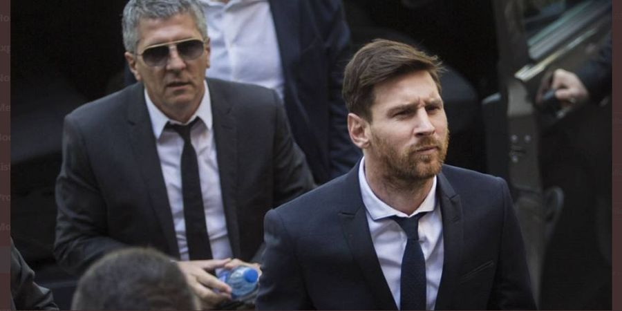 Siap Dialog dengan Barcelona, Ayah Lionel Messi Ikut Singgung Man City