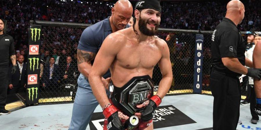 UFC 261 - Menangi Duel Ulang, Jorge Masvidal Sasar Trilogi Kamaru Usman