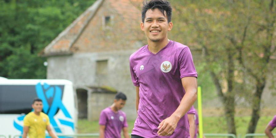 Resmi, Witan Sulaiman Akan Tinggalkan Timnas U-19 Indonesia Usai Lawan Makedonia Utara