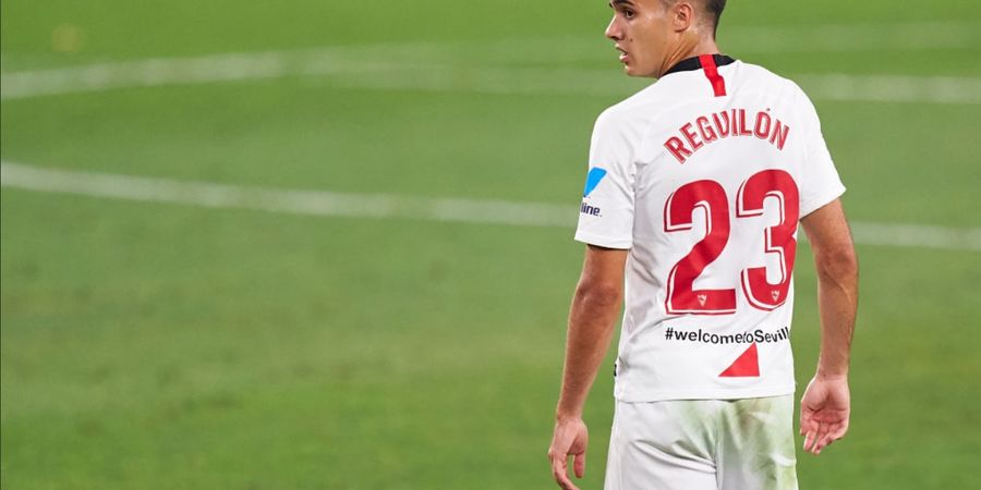 Lampu Hijau dari Real Madrid bagi Man United soal Transfer Sergio Reguilon
