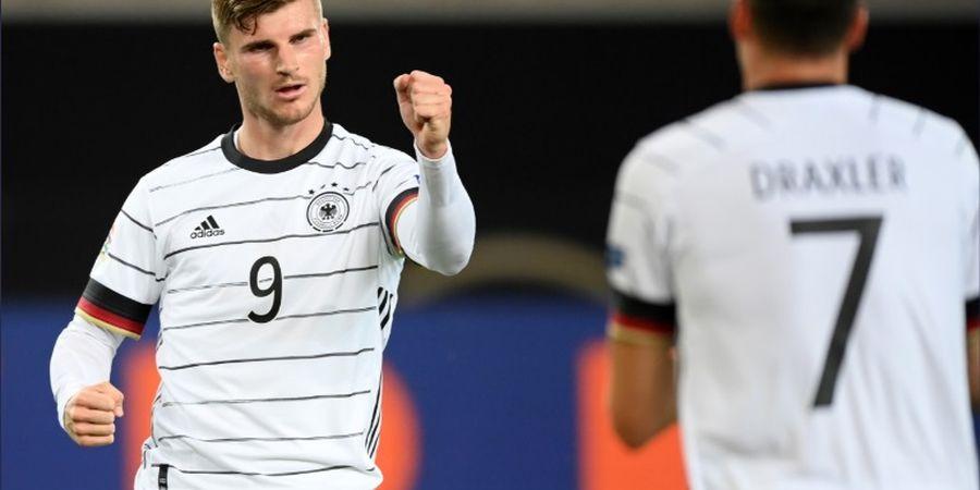 Usai Juarai Liga Champions, Timo Werner akan Lebih Arogan di EURO 2020