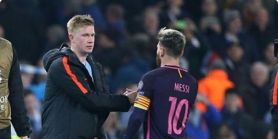 Lionel Messi Rusak Karier Griezmann-Coutinho karena Tak Patuh, De Bruyne Berikutnya